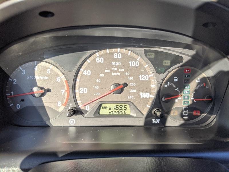 HONDA ACCORD 2001 price $2,495