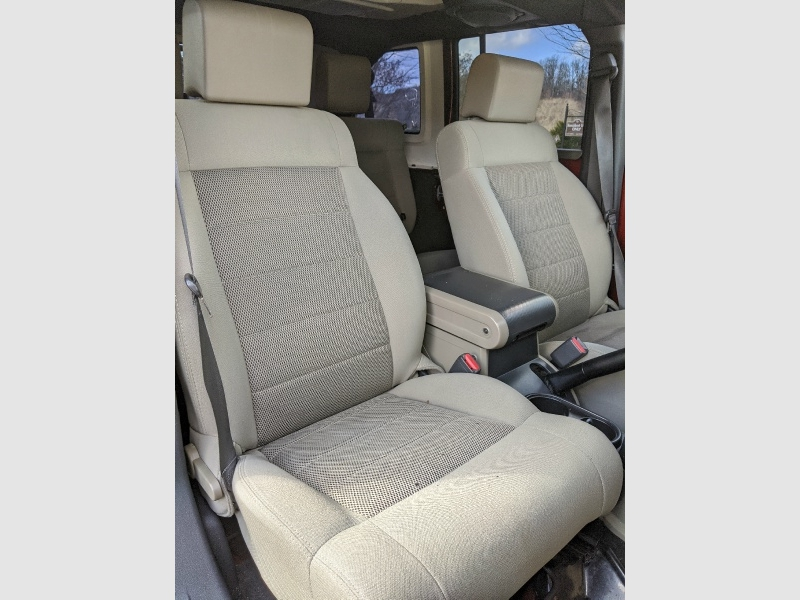 JEEP WRANGLER UNLIMI 2008 price Call for Pricing.
