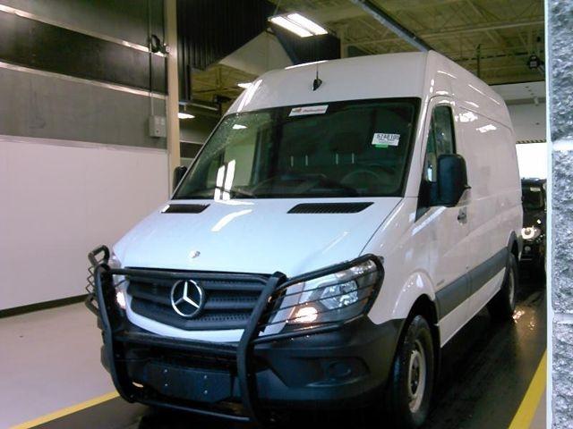 2015 Mercedes-Benz Sprinter 2500 Cargo