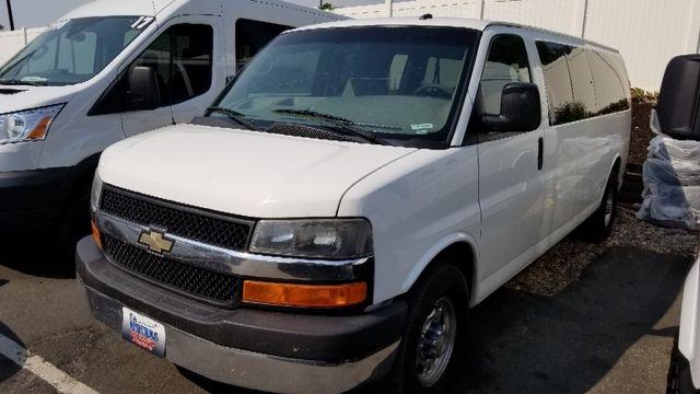 2011 Chevrolet Express 3500 Passenger
