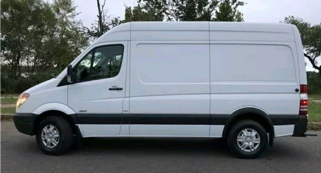 2010 MERCEDES-BENZ COMMERCIAL Sprinter