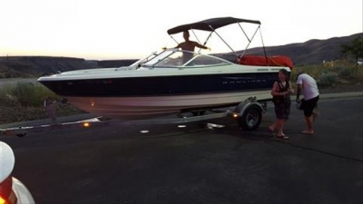 Bayliner Discovery 2007