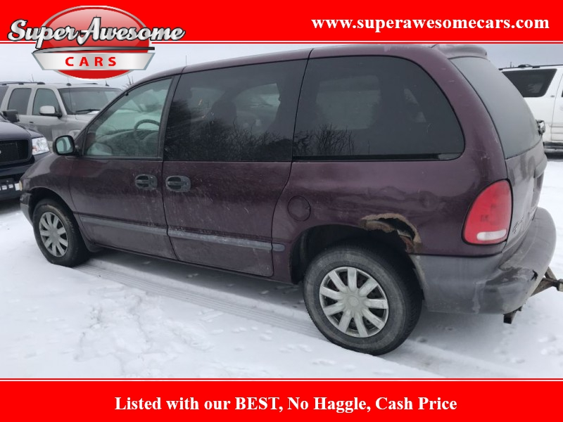 PLYMOUTH VOYAGER 1999 price $750