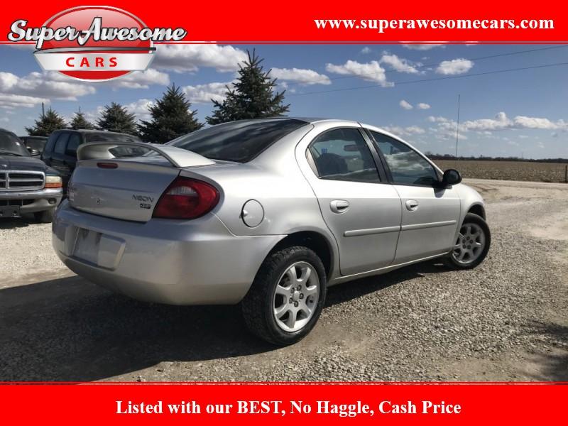 DODGE NEON 2003 price $1,000