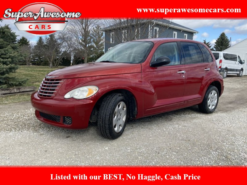 CHRYSLER PT CRUISER 2007 price $1,400