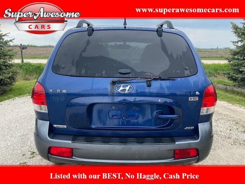 HYUNDAI SANTA FE 2006 price $2,950