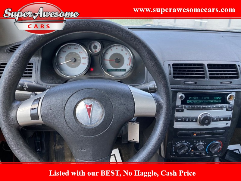 PONTIAC G5 2007 price $2,450