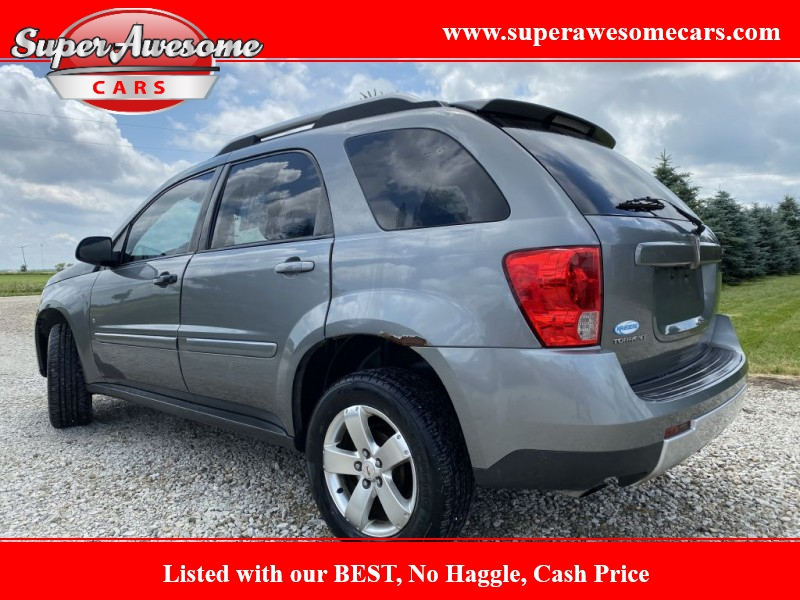 PONTIAC TORRENT 2006 price $2,950