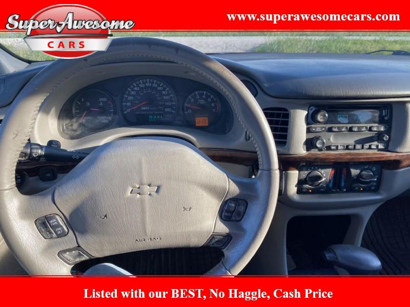 CHEVROLET IMPALA 2005 price $2,550