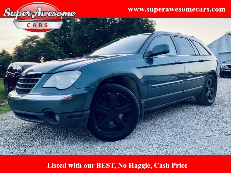 CHRYSLER PACIFICA 2007 price $3,200