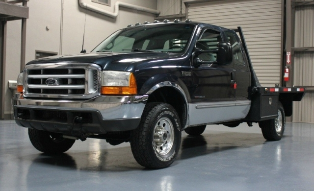 2001 ford f250 4x4