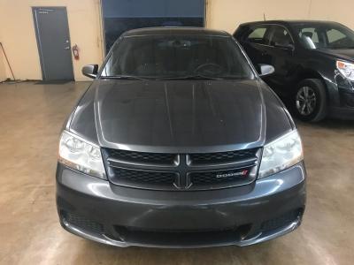 Dodge Avenger 2014