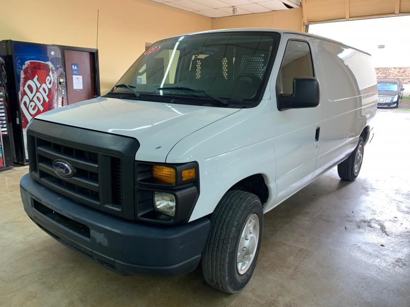 Ford Econoline Cargo Van 2013 price $12,500
