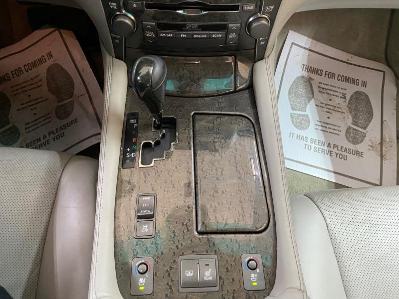 Lexus LS 460 2007 price $10,900