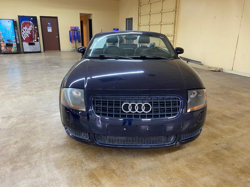 Audi TT Roadster 2003 price $7,900