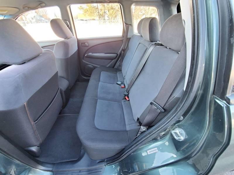 Mitsubishi Outlander 2006 price $2,750