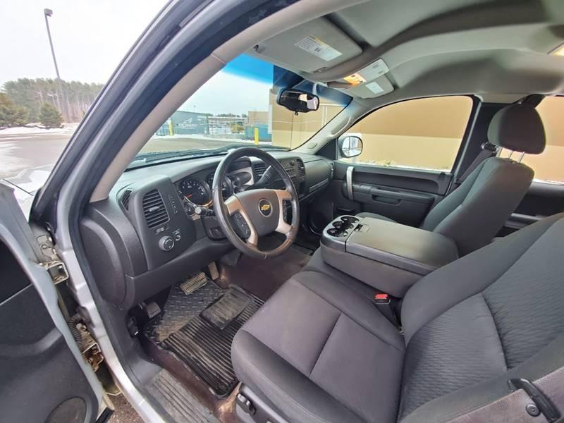 Chevrolet Silverado 1500 2012 price $8,500