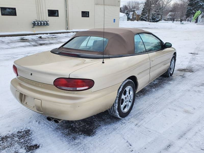 Chrysler Sebring 1999 price $2,500
