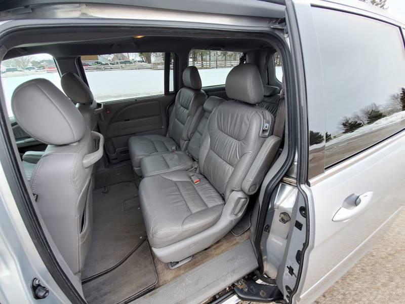 Honda Odyssey 2010 price $4,995