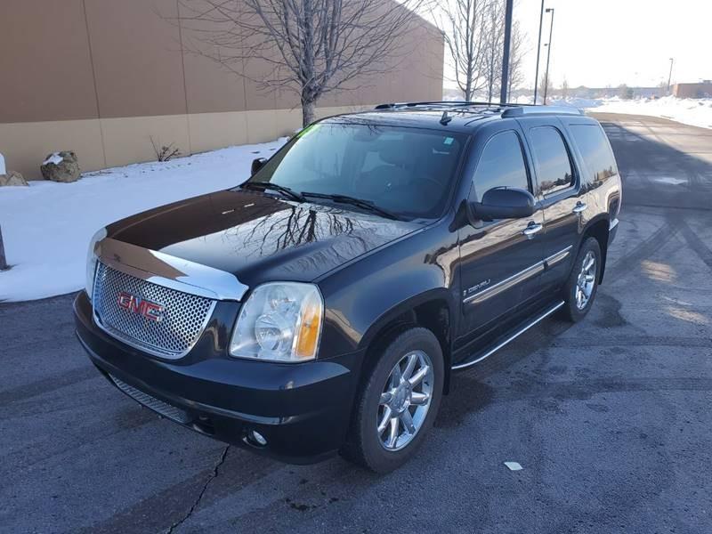 GMC Yukon Denali 2007 price $8,500