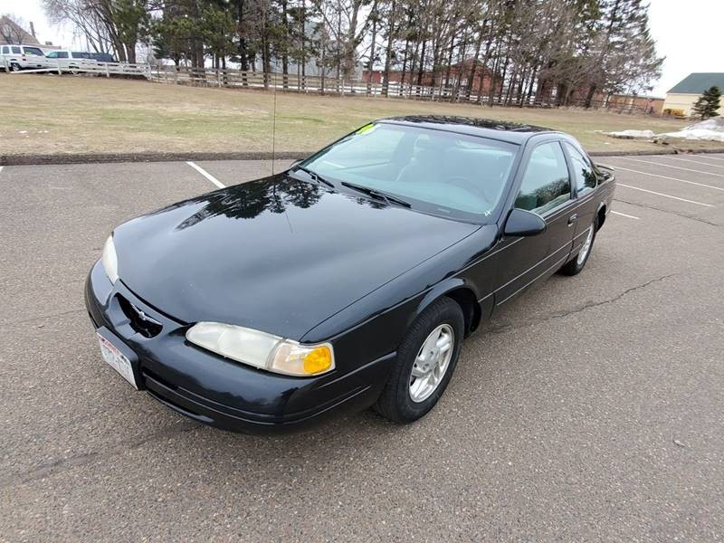 Ford Thunderbird 1996 price $2,500