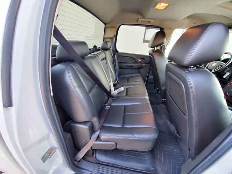 Chevrolet Silverado 1500 2010 price $10,995