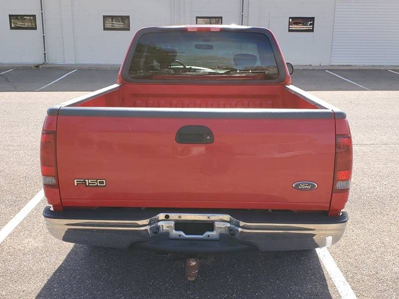 Ford F-150 2001 price $2,250