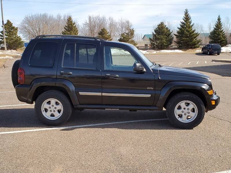 Jeep Liberty 2006 price $3,500