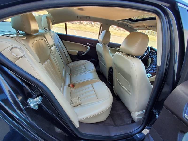 Buick Regal 2012 price $4,995