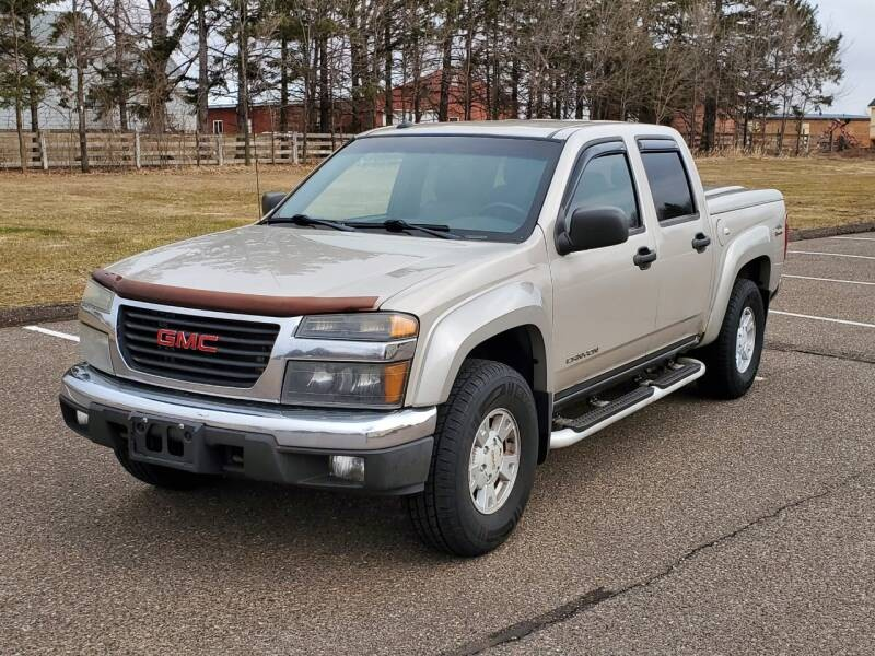 GMC Canyon 2004 price $3,995
