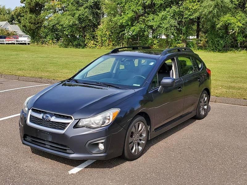 Subaru Impreza 2013 price $6,500