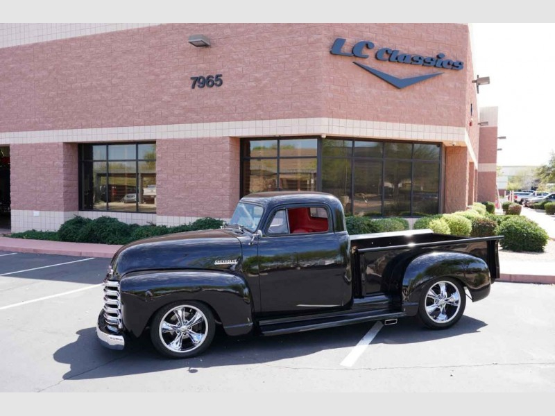 Chevrolet 3100 Street Rod 1951 price Selling at Leake Auction
