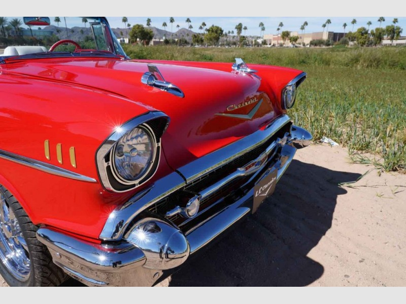 Chevrolet Bel Air 1957 price Selling at MAG Auction 1/11/20