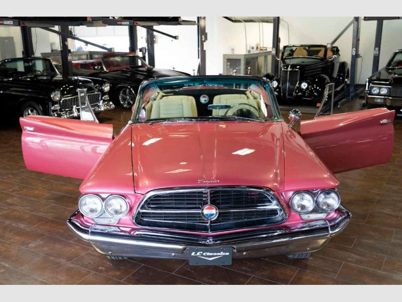 Chrysler 300F 1960 price Selling at MAG Auction 1/11/20
