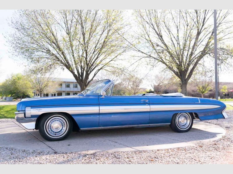 Oldsmobile Starfire 1961 price Selling at MAG Auction 1/11/20