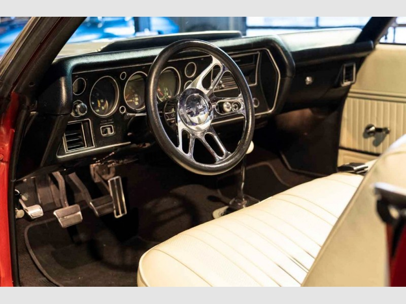 Chevrolet Chevelle 1970 price Selling at MAG Auction 1/11/20