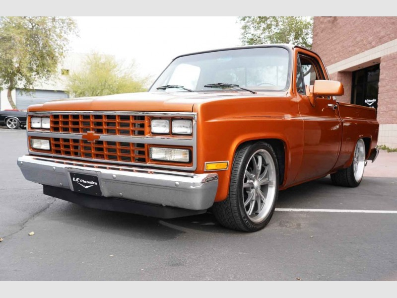 Chevrolet Silverado C1500 1986 price Selling at MAG Auction 1/11/20