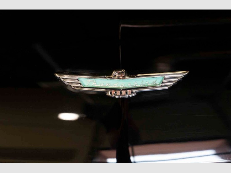Ford Thunderbird 1956 price $49,900