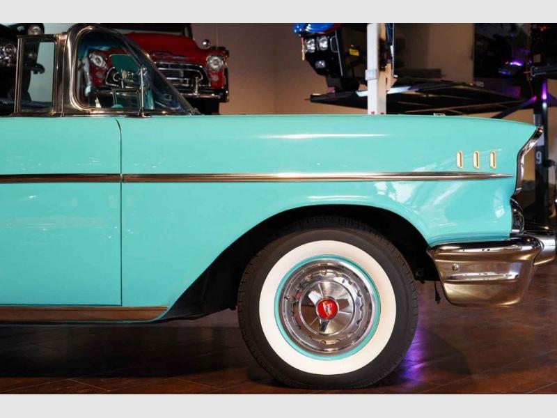 Chevrolet Belair 1957 price $92,500