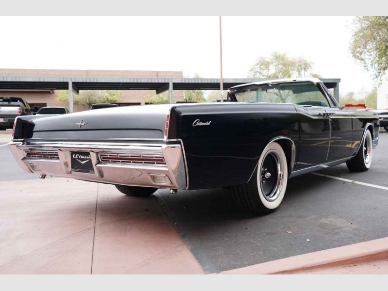 Lincoln Continental 1967 price $89,900