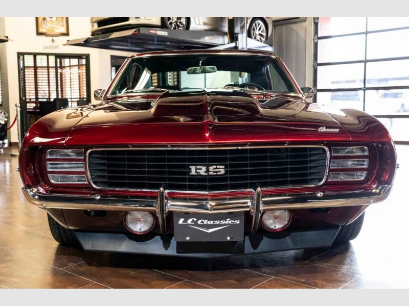 Chevrolet Camaro RS 1969 price Selling at MAG Auction 1/11/20