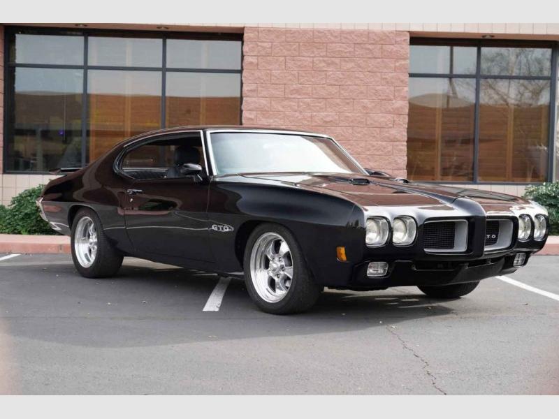Pontiac GTO Resto Coup 1970 price $55,900