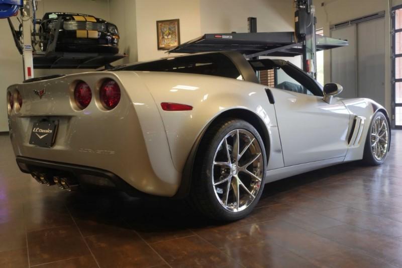 Chevrolet Corvette 2008 price $49,900