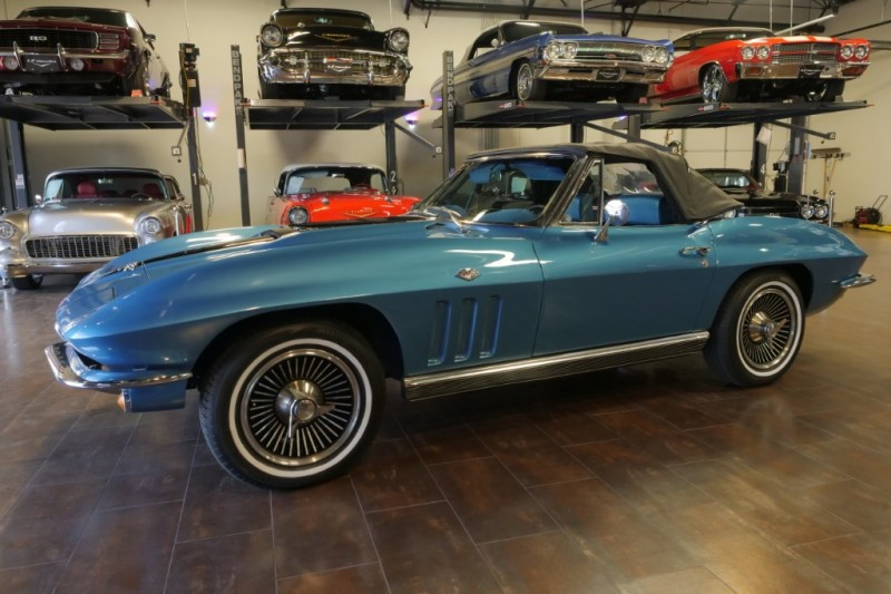 Chevrolet Corvette 1966 price $58,900