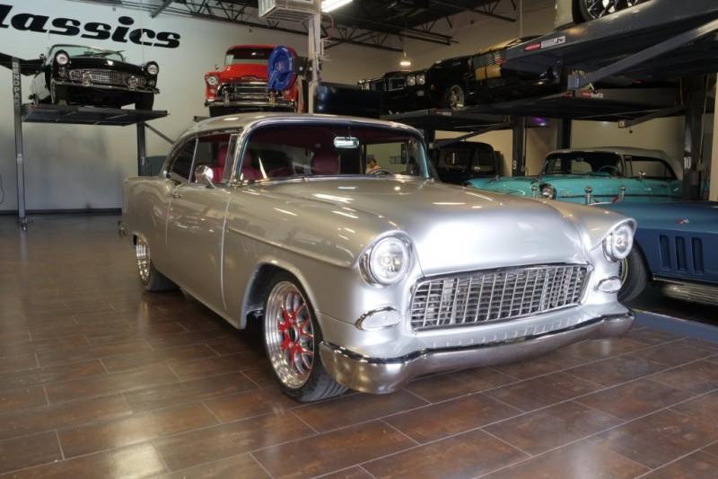 Chevrolet Belair Hardtop - Resto Mod 1955 price $91,500