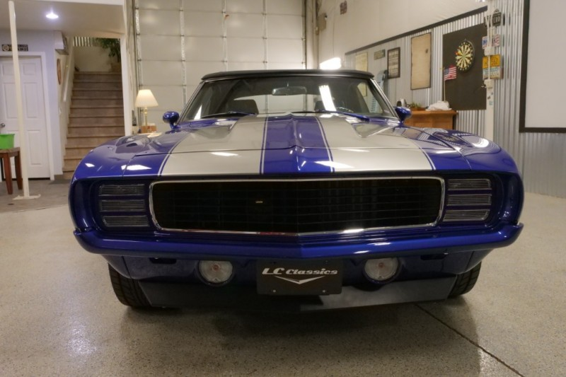 Chevrolet Camaro RS/SS 1969 price Selling at MAG Auction 1/11/20