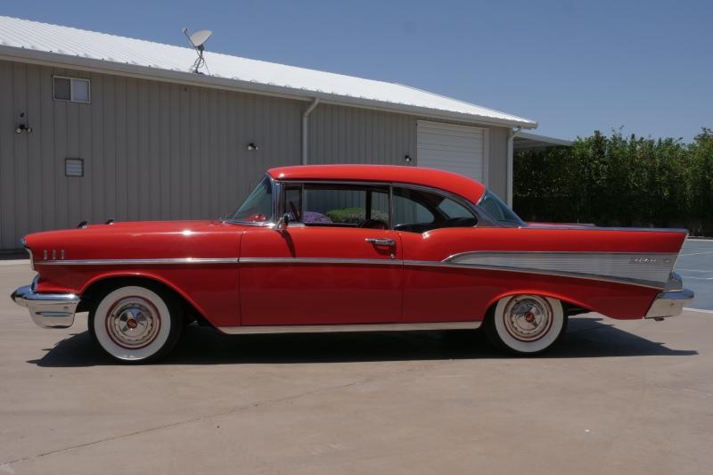 Chevrolet Bel Air 1957 price $49,500