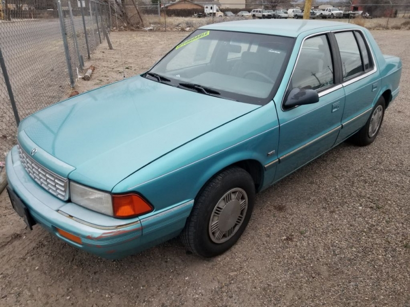 PLYMOUTH ACCLAIM 1993 price $3,977