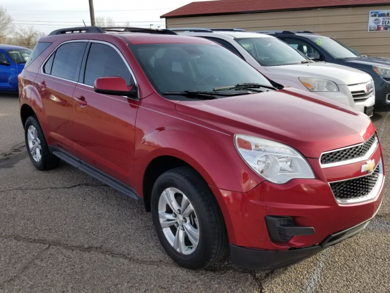 CHEVROLET EQUINOX 2013 price $13,577