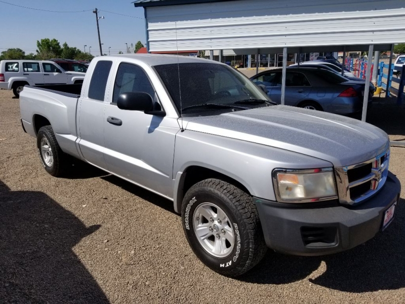 DODGE DAKOTA 2008 price $8,977